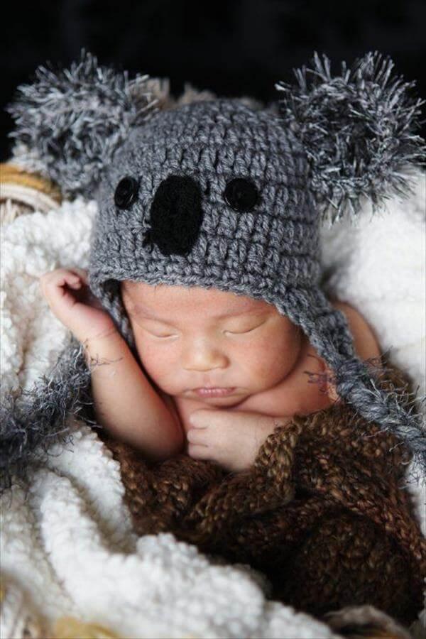 cute animal winter hats