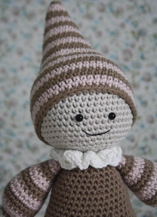 Toys To Crochet Free Patterns : DIY Cuddly Baby Crochet Pattern 101 Crochet