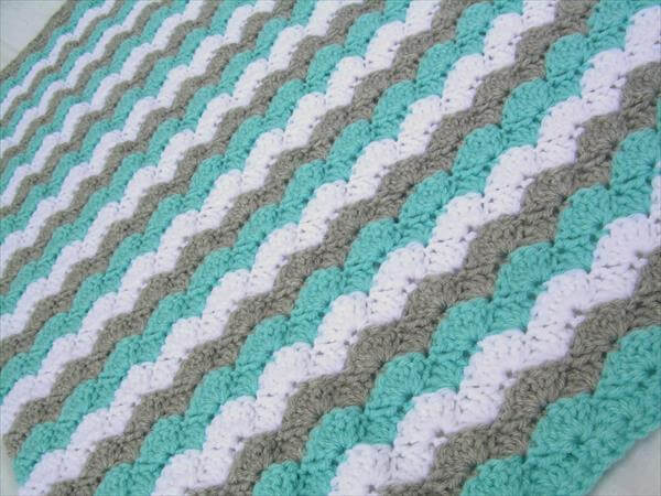 Crochet Patterns Online : ... - Free Online Crochet Patterns Baby Blankets Easy Crochet Patterns