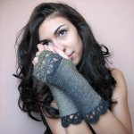 DIY Crochet Fingerless Gloves Pattern