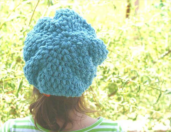 diy free crochet hat pattern