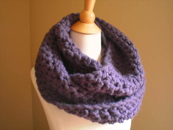 Quick Crochet Cowl Free Pattern : 9 Easy Crochet Cowls for Womens 101 Crochet