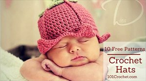 Free Crochet Hat patterns
