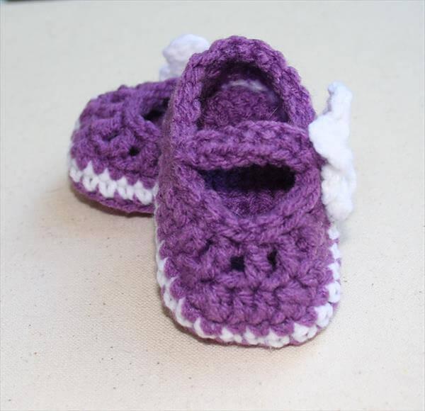 free crochet May Jane crochet skimmers
