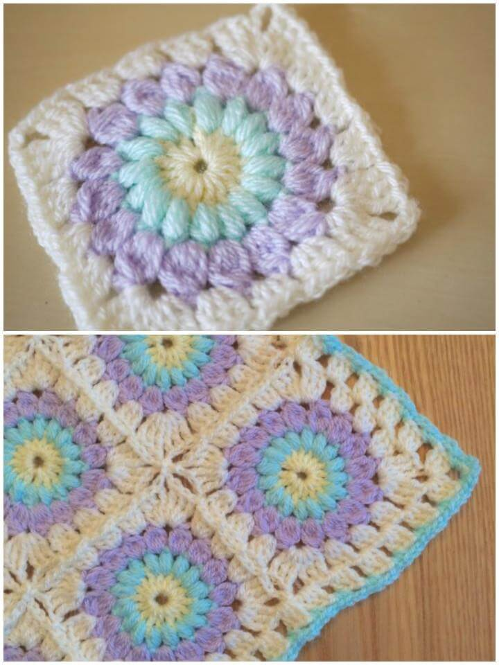 How To Crochet Chunky Blanket