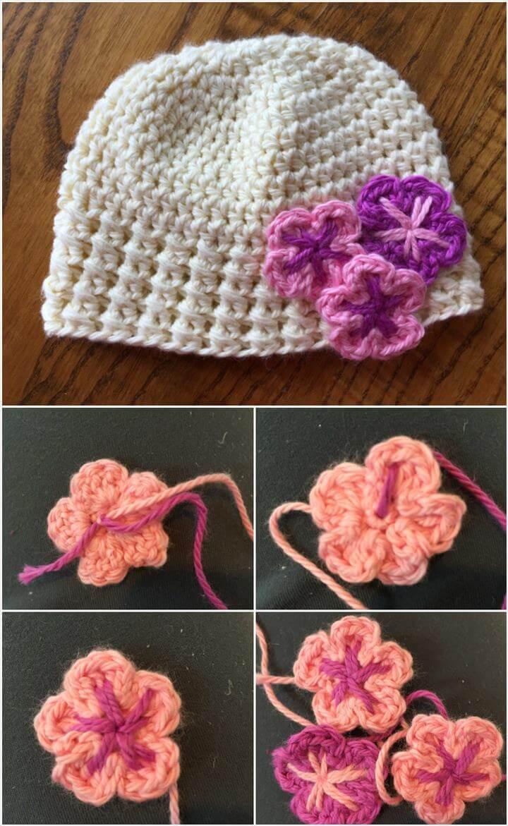 easy crochet holland free hat pattern