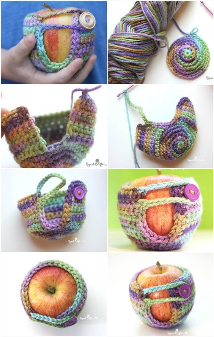 free crochet instructions for beginners